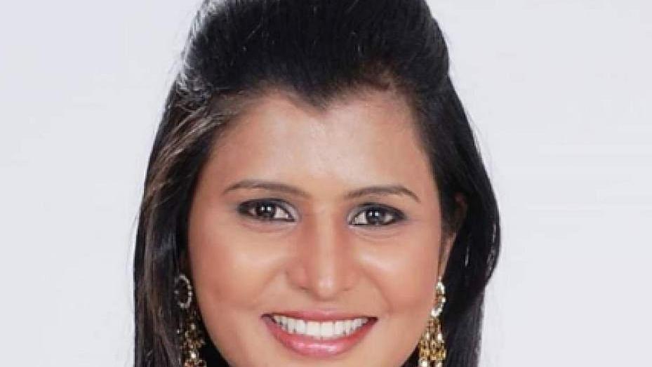 டி.வி தொகுப்பாளினி சந்தனா