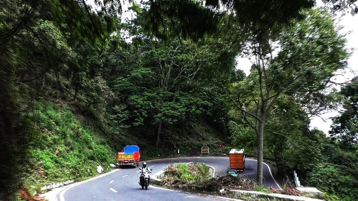 மேட்டுப்பாளையம் - குன்னூர் சாலை