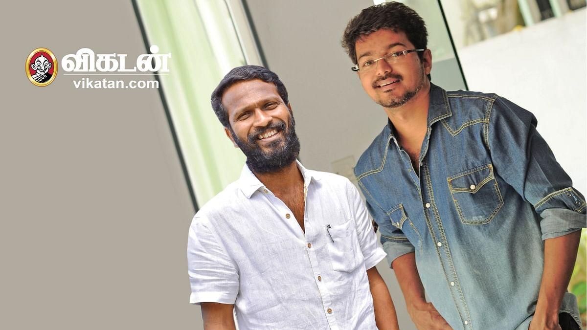Vetrimaaran and Vijay
