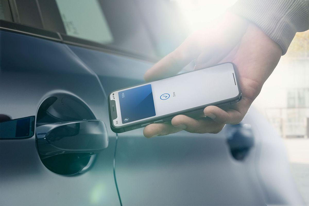 டிஜிட்டல் கார் கீ | Digital Car Key