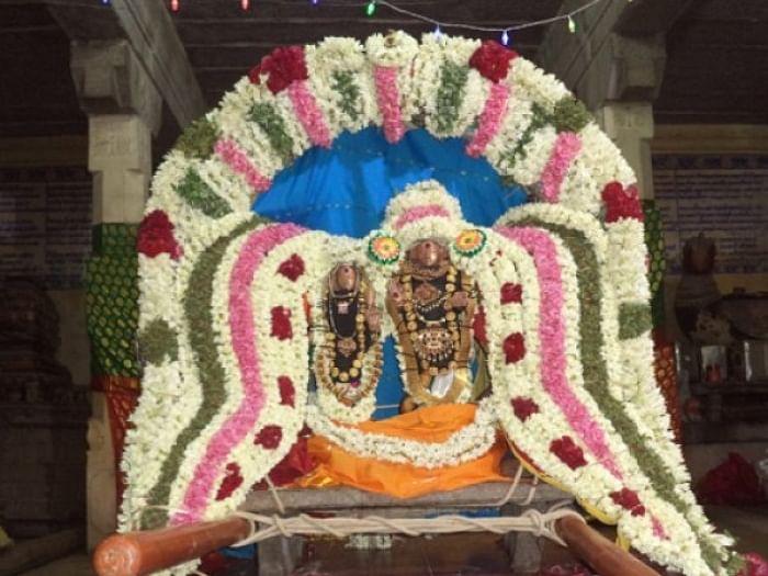 `காதலாகிக் கசிந்து கண்ணீர்மல்கி...' - நெஞ்சை உருக்கும் திருநல்லூர் திருக்கல்யாண வைபவம்!