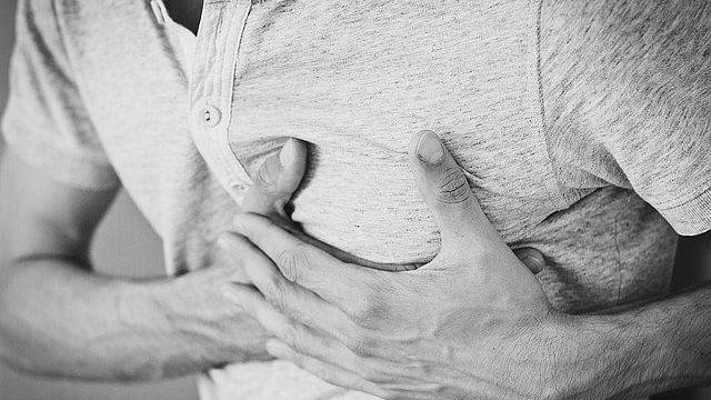 Heart attack (Representational Image)