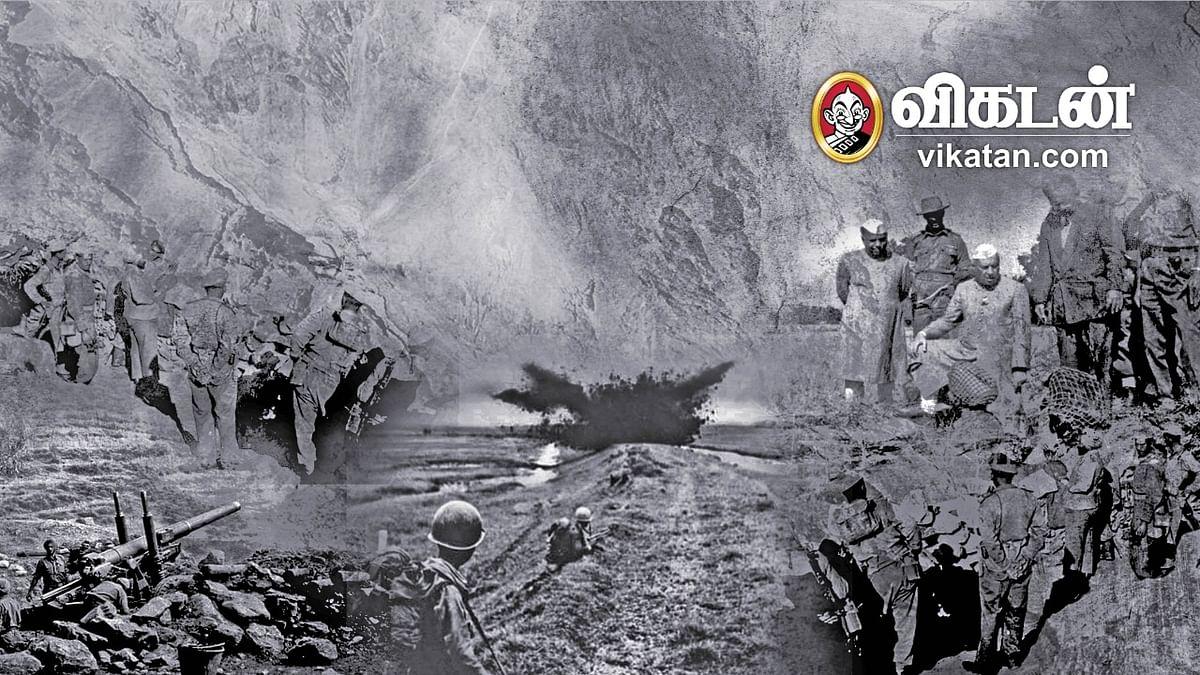 Indo-China War 1962