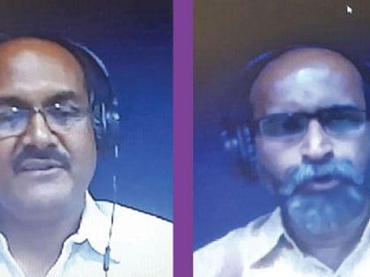 சந்திரசேகரன், ராஜேஷ் கோபாலன்