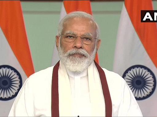 மன் கி பாத்: `2020-ம் ஆண்டு, எல்லைப் பிரச்னை, கொரோனா!' - பிரதமர் மோடி உரை