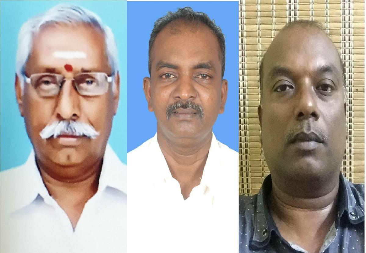 தியாகராஜன் - சுடலைமணி - கண்ணன்