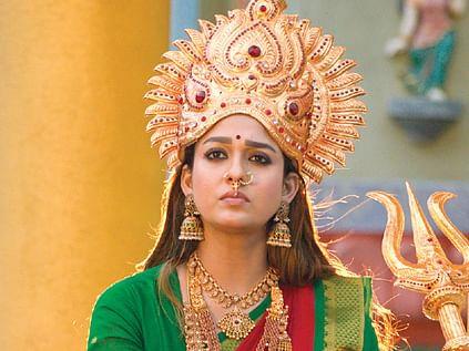 அம்மனாக நடிக்க நயன்தாரா போட்ட கண்டிஷன்!