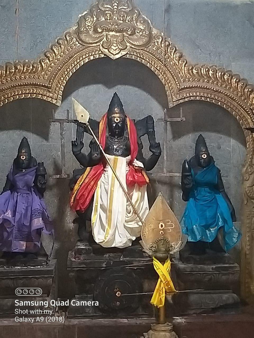 வள்ளி தேவசேனா சமேத சுப்பிரமண்யர்