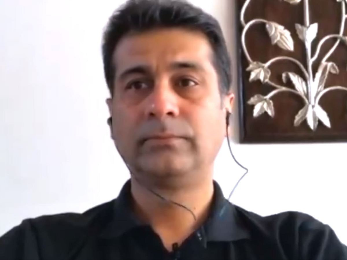 `லாக்டௌன், வைரஸூக்குப் பதிலாகப் பொருளாதாரத்தை அழித்துவிட்டது!'-ராகுல் காந்தி உரையாடலில் ராஜீவ் பஜாஜ்