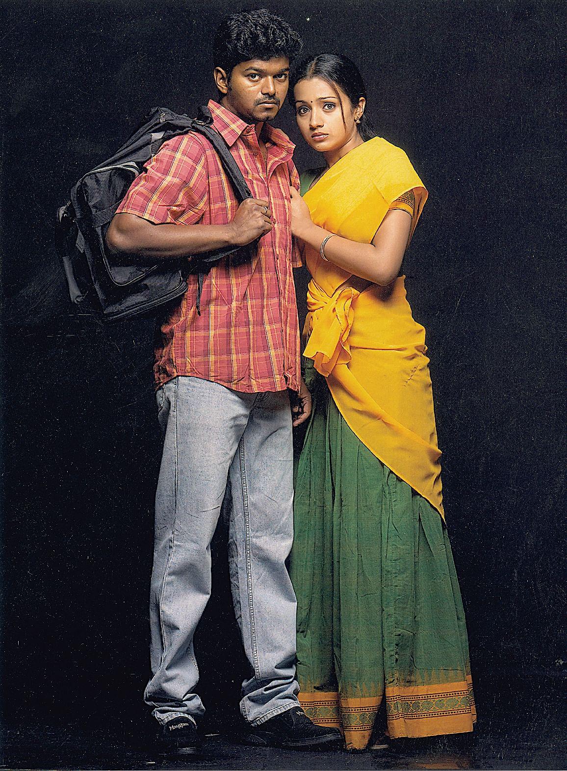 Vijay, Trisha, Ghilli