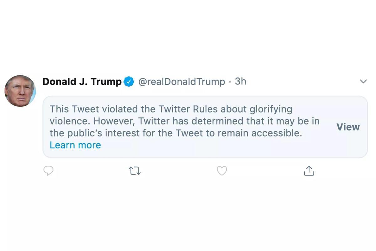 Trump's Tweet