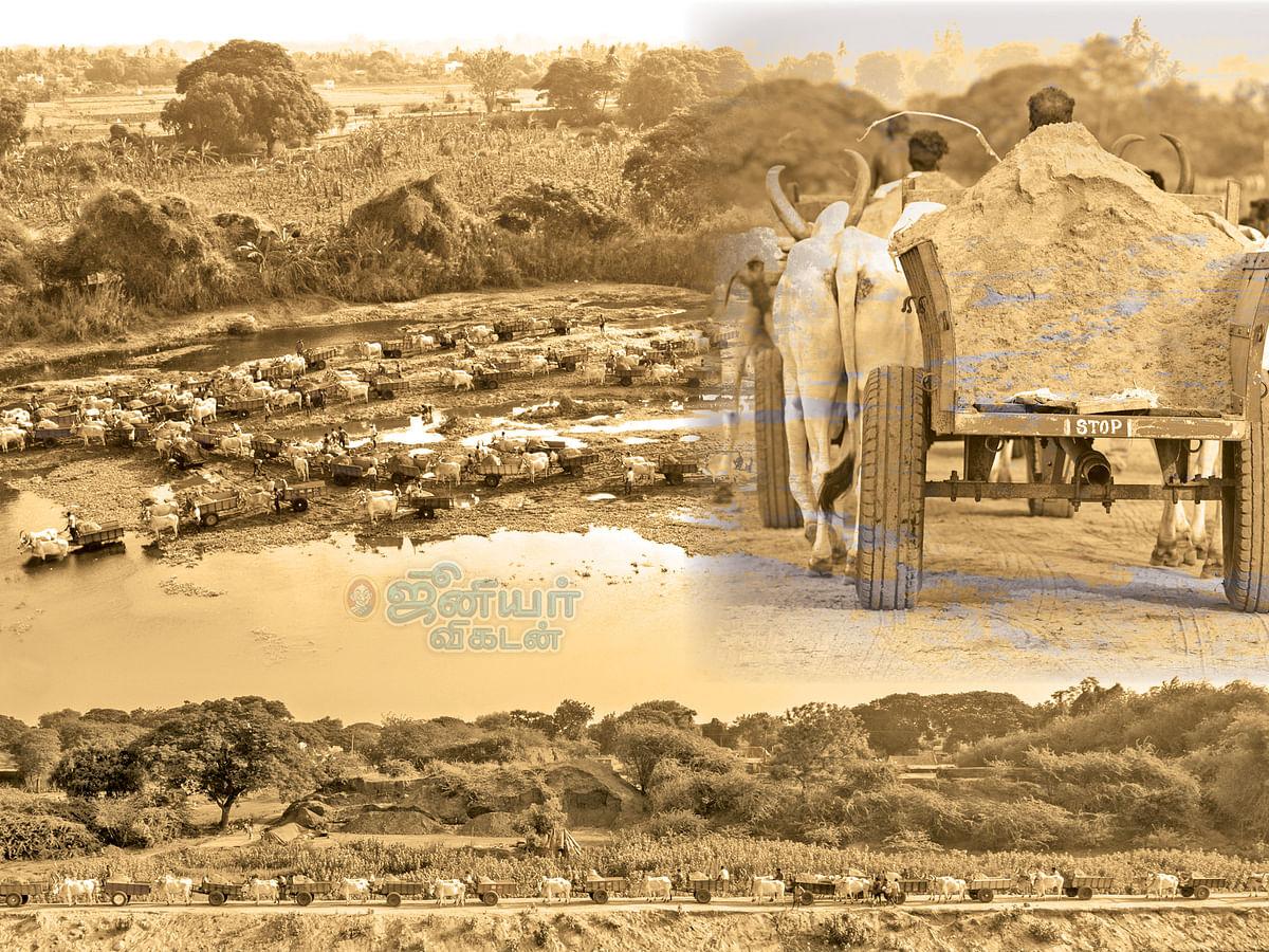 குருதி சிந்தும் காவிரி