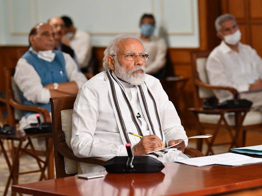 இந்திய சீன பிரச்னை... பிரதமர் மோடி நடத்திய அனைத்துக் கட்சிக் கூட்டத்தில் நடந்தது என்ன?