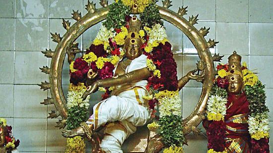 நடராஜப் பெருமான்