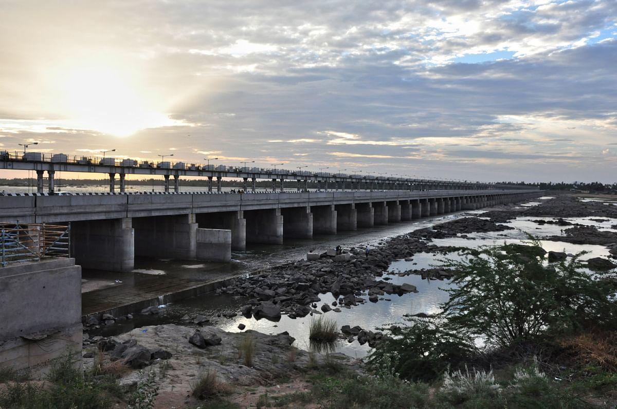 மாயனூர் கதவணை