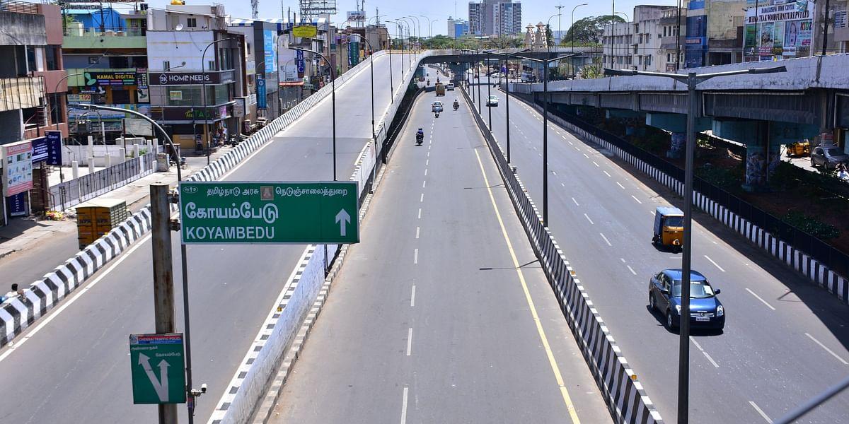 Poonamallee Highway