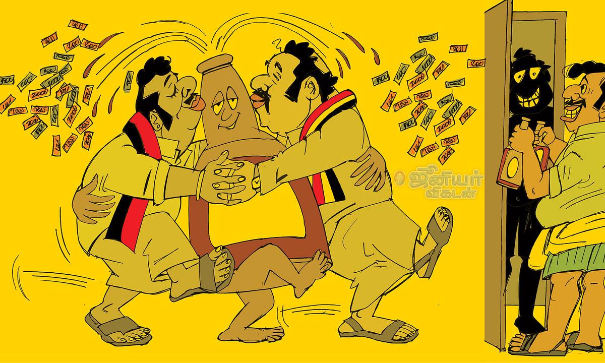கோடீஸ்வரர்களாக்கிய கொரோனா!