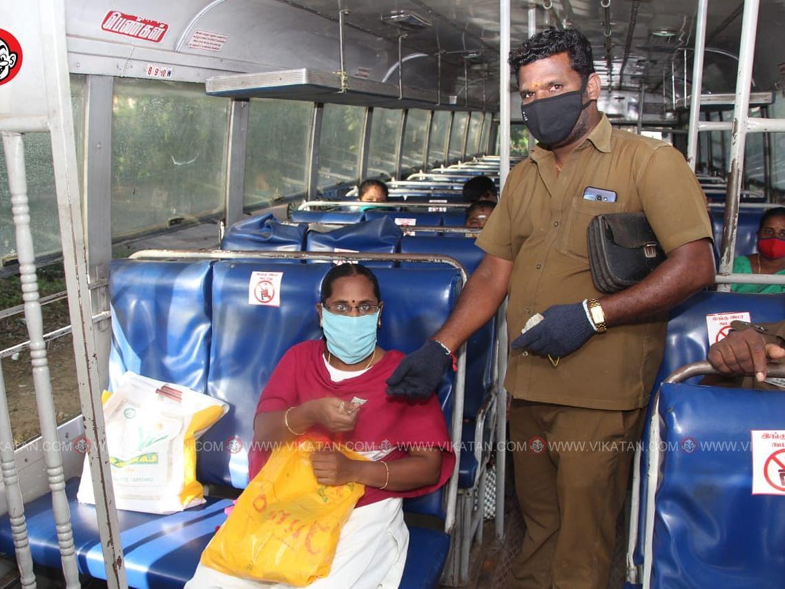 கொரோனா பாதிப்பு... பொதுப் போக்குவரத்துப் பயணம் எப்படி இருக்கிறது? #VikatanPoll