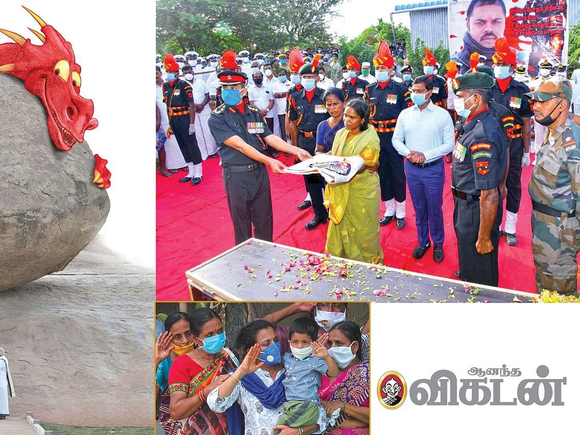 சீண்டும் சீனா... எதிர்கொள்ளும் இந்தியா!