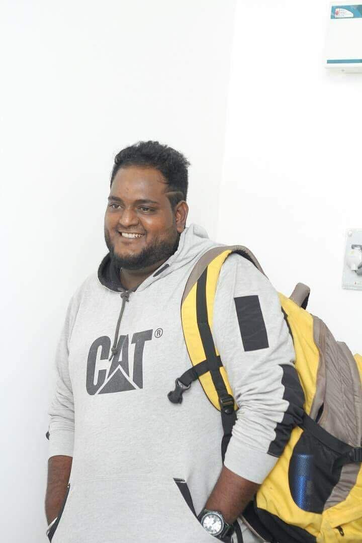 'ஆதித்யா' லோகேஷ்