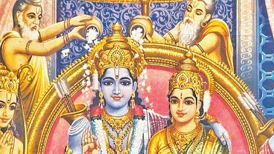 ராமர் சீதா