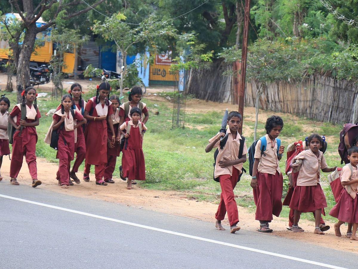 `மேல்நிலைப்பள்ளி பாடங்கள் குறைப்பு!' -என்னவாகும் எதிர்காலம்? #MyVikatan