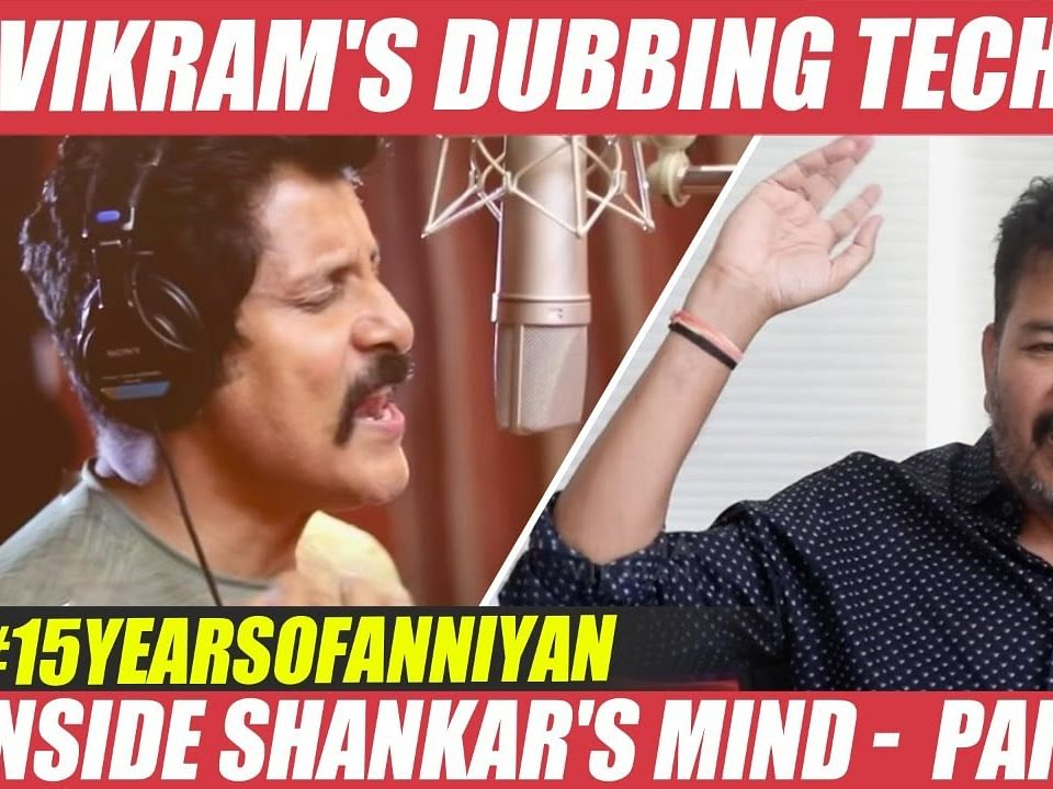 What is a GOOD Commercial Film? - Shankar's Secret Formula for Success   Anniyan   Vikram