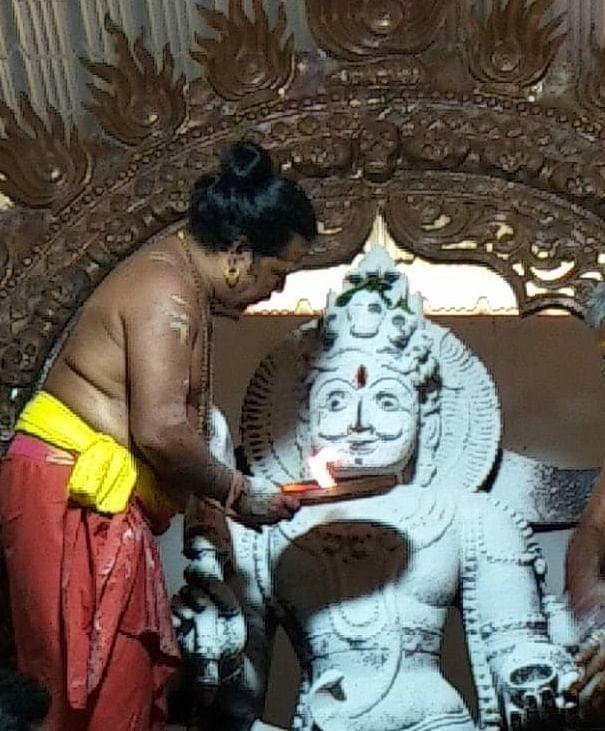 கால பைரவர்