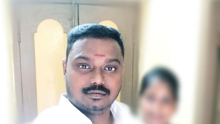 கொலை செய்யப்பட்ட கணேஷ்குமாருடன் சபரிதா