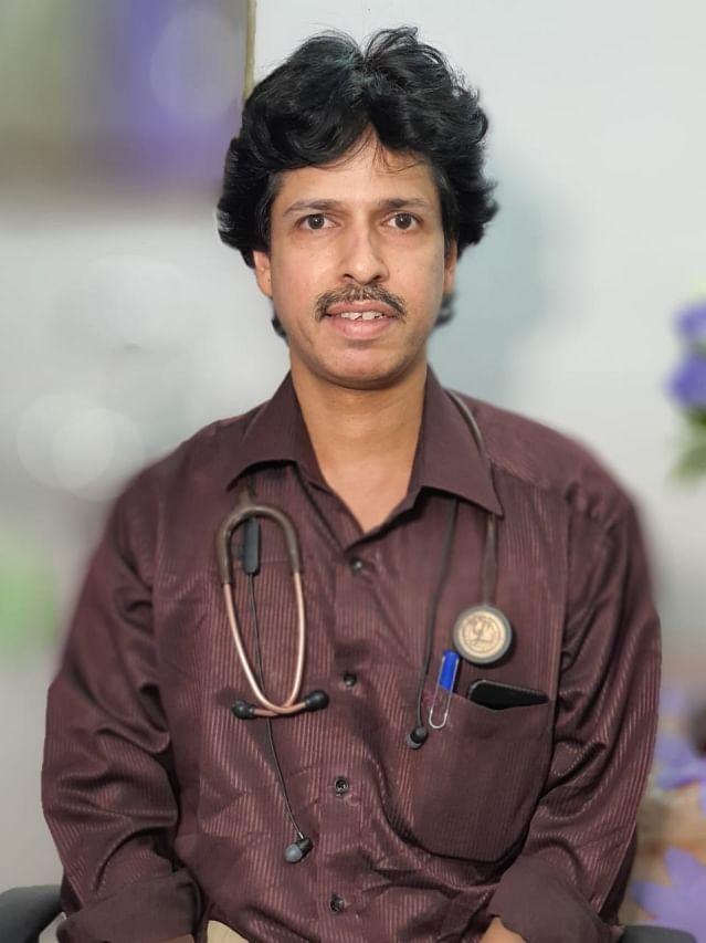 பொது மருத்துவர் ராஜேஷ்