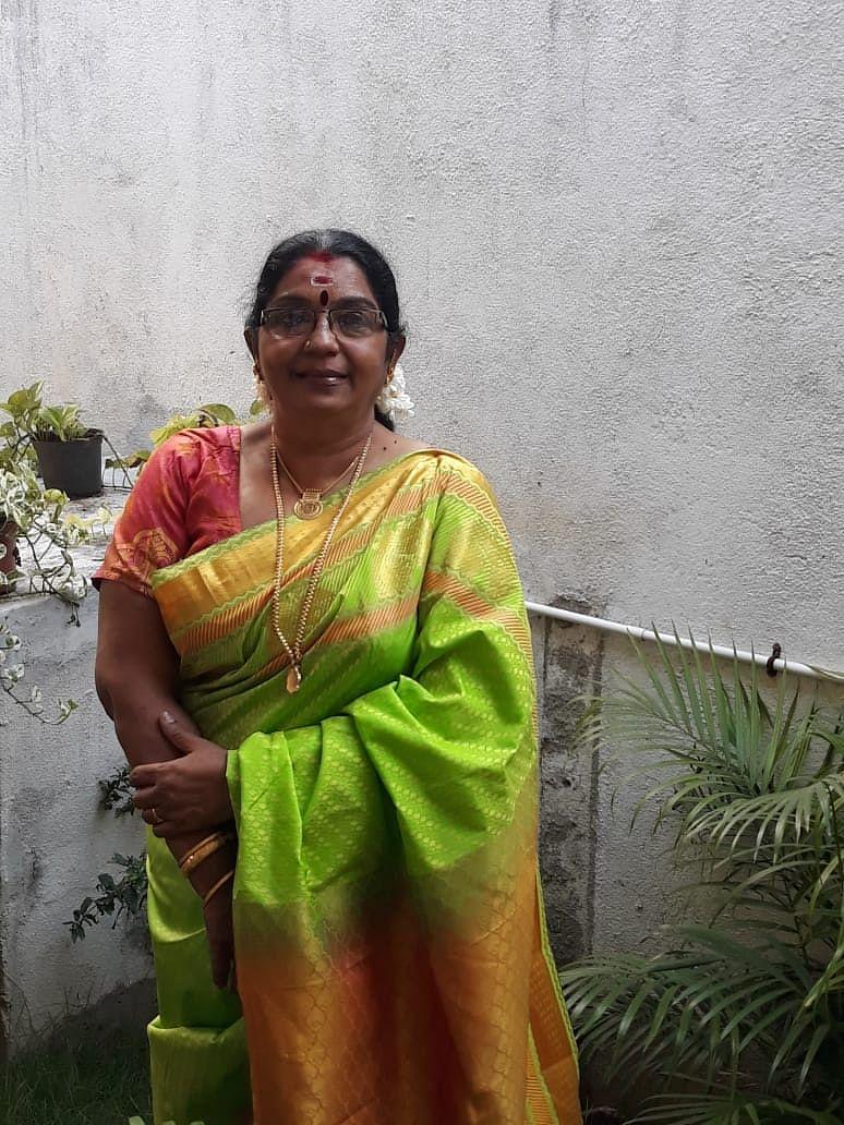 உஷாராணி