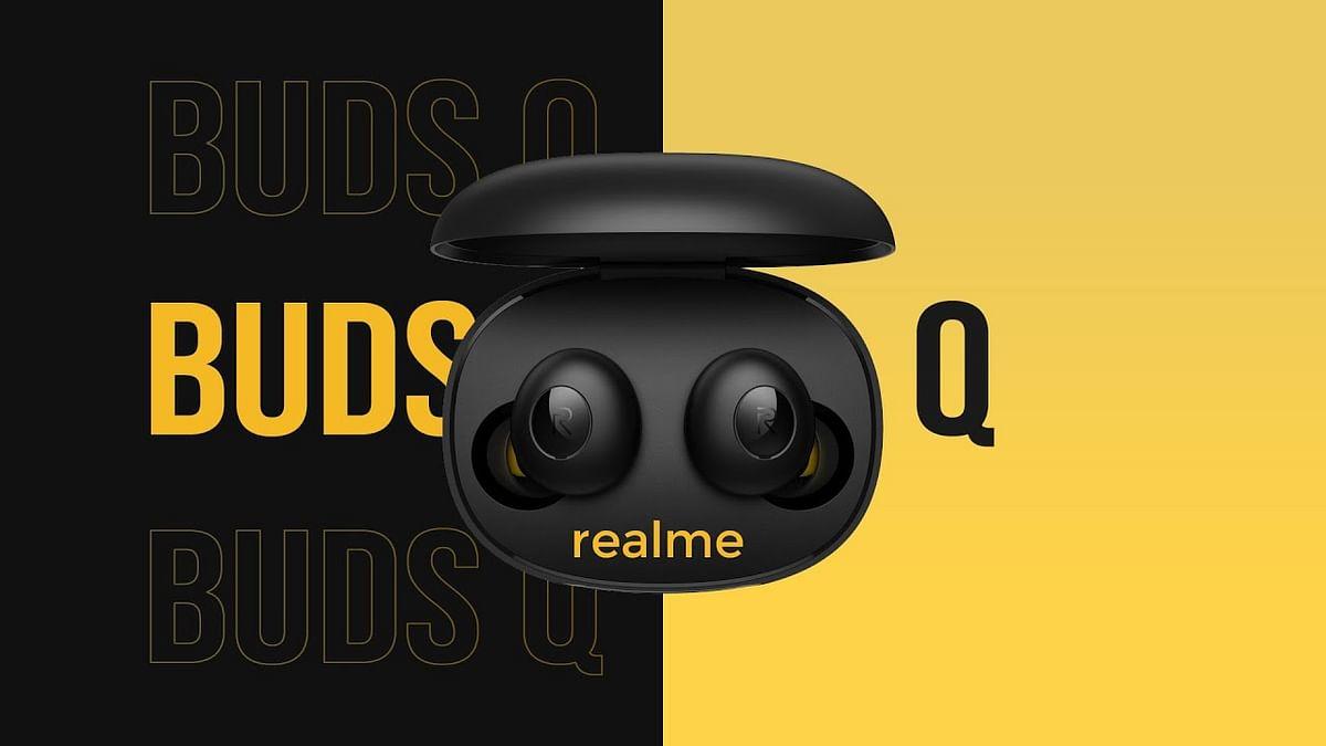 Realme Buds Q   ரியல்மீ  பட்ஸ் Q