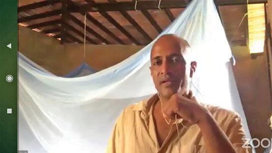 நேரலையில் நடிகர் கிஷோர்