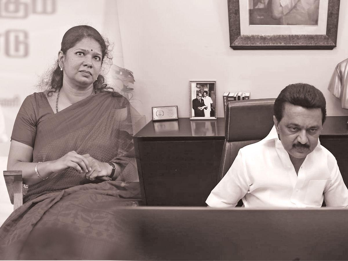 மிஸ்டர் கழுகு: அதிரடி காட்டிய கனிமொழி... ஆத்திரத்தில் ஆளும் அரசு!