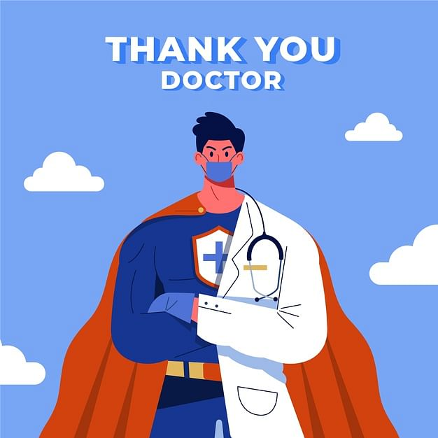 Happy Doctors day