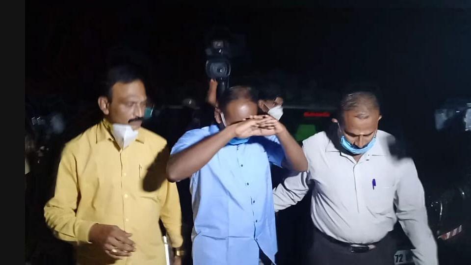 கைதான ரகுகணேஷ்
