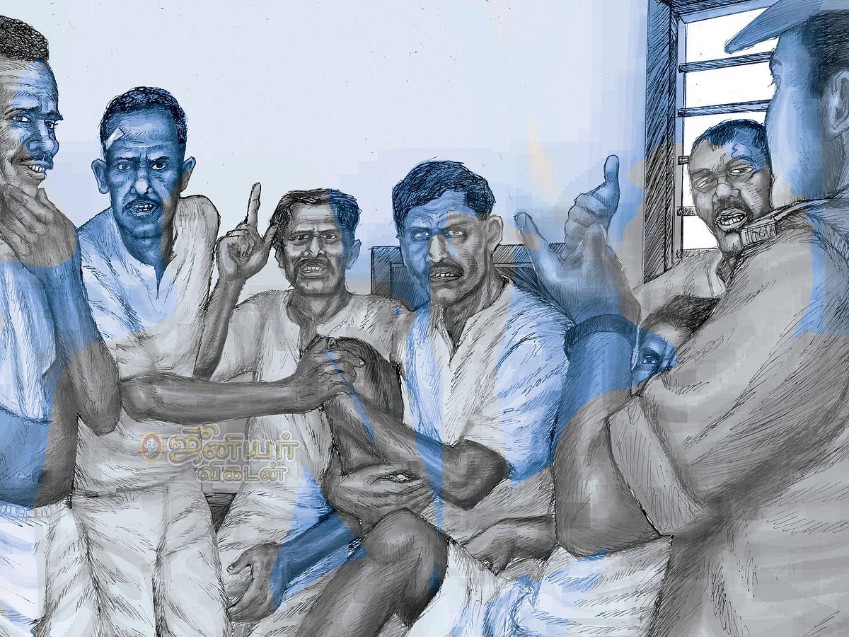 ஜெயில்... மதில்... திகில்! - 43 - வேலூர் சிறையில் ரௌடிகள் ராஜ்ஜியம்!