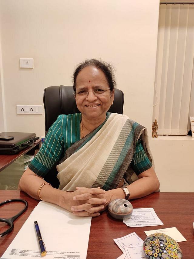 மனநல மருத்துவர் லட்சுமி விஜயகுமார்