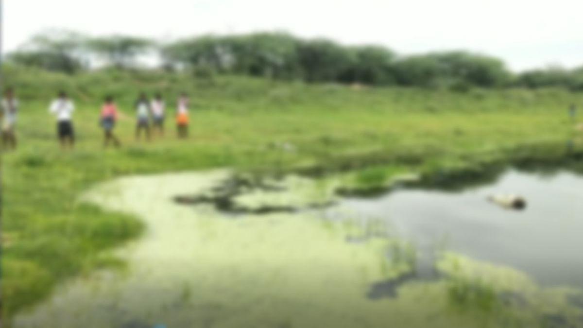 வெங்கடேஷின் உடல்