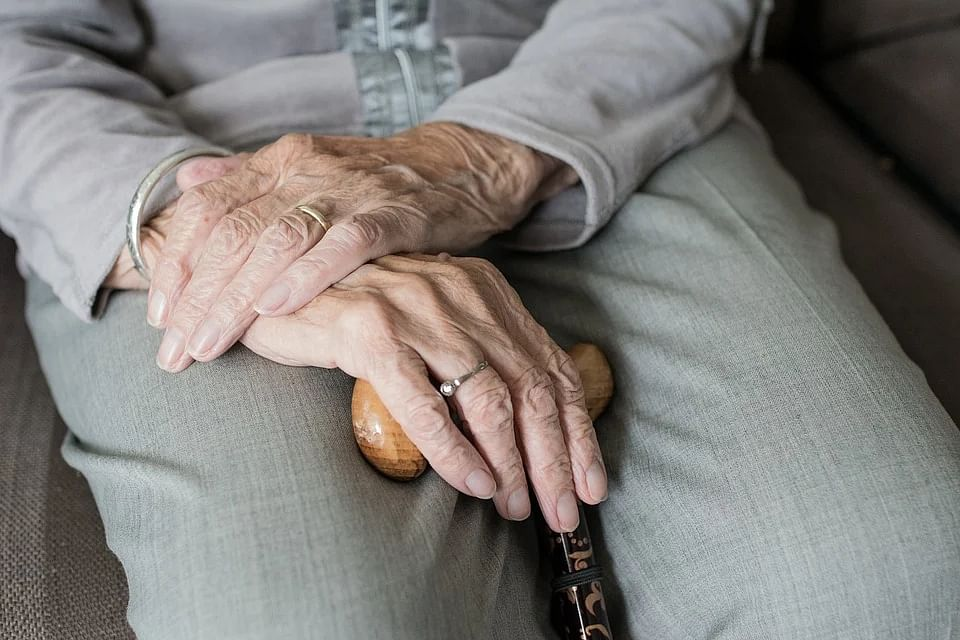 old age person - representational image