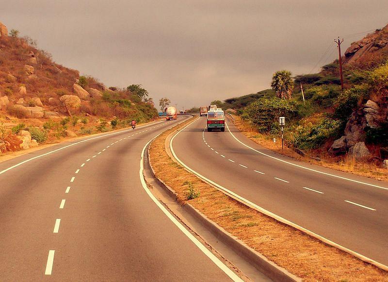 பெங்களூர்-சென்னை நெடுஞ்சாலை