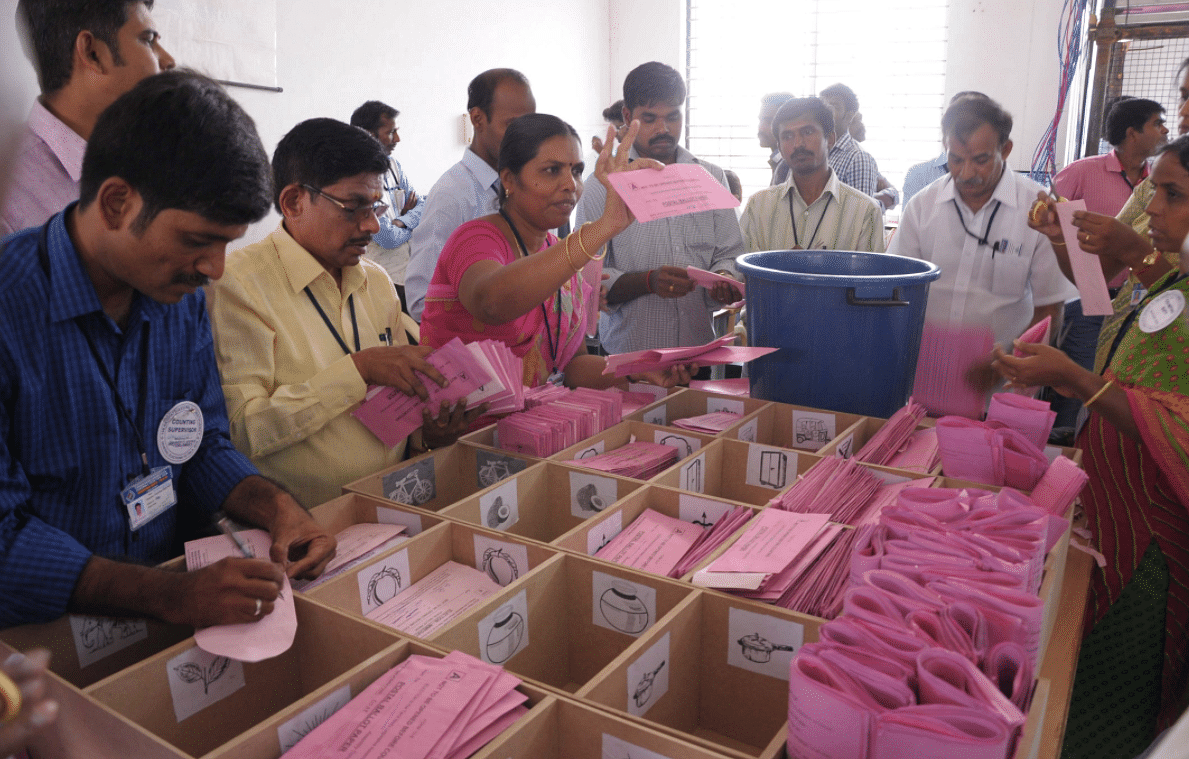 election vote counting