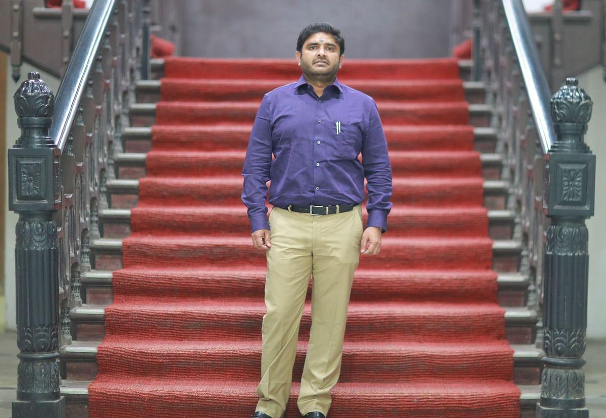 சென்னை மாநகராட்சி ஆணையர் பிரகாஷ்