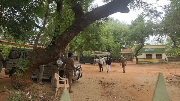 வனத்துறை அலுவலகத்தில் மாஜிஸ்திரேட் விசாரணை