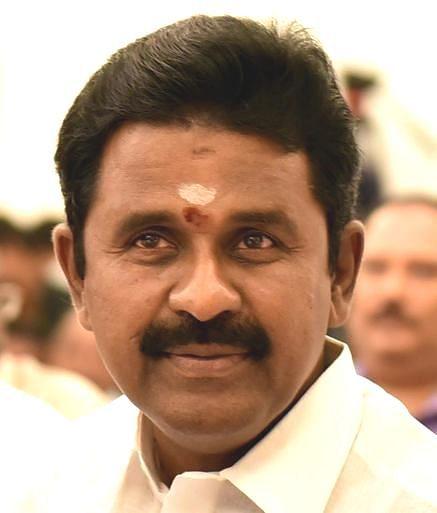 அமைச்சர் காமராஜ்