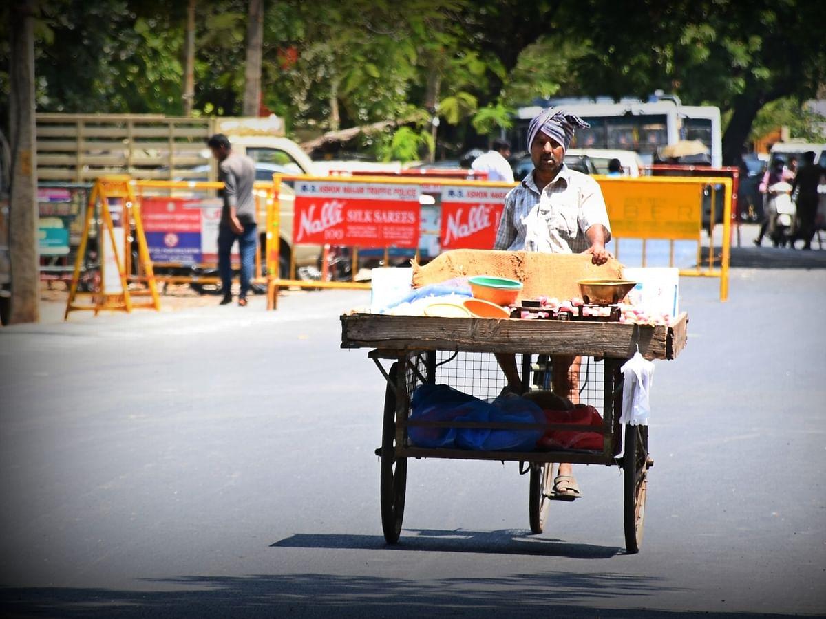 சூப்பர் மார்கெட் பேரம்! - குறுங்கதை #MyVikatan