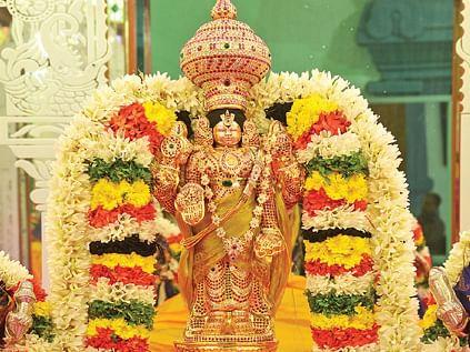 தாம்பத்திய தோஷம் நீக்கும் மோகனூர் மோகனன்!