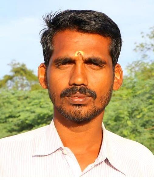 தொல்லியல் ஆய்வாளர் முனீஸ்வரன்