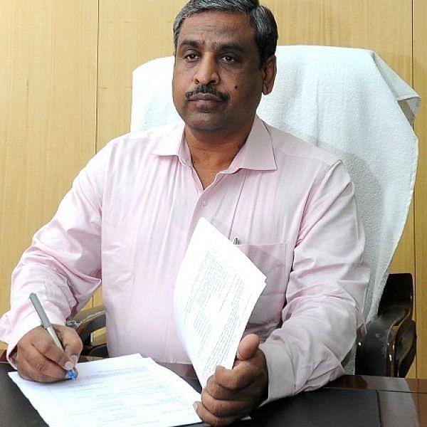 ஆட்சியர் இராசாமணி