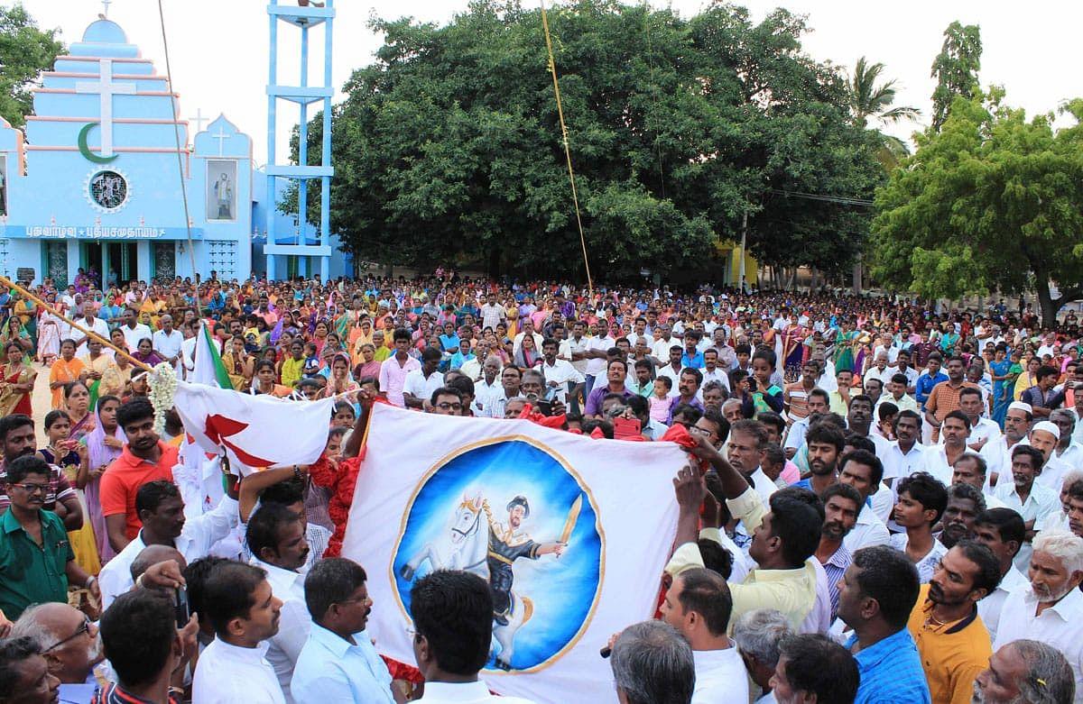 சந்தியாகப்பர் திருவிழா